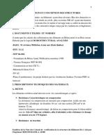 Notes Des Calculs Des Structures en Bois Et Beton Armé