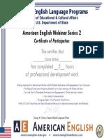 ae webinar series 2 certificate with session titles edyta witek