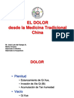 Dolor - Medicina China