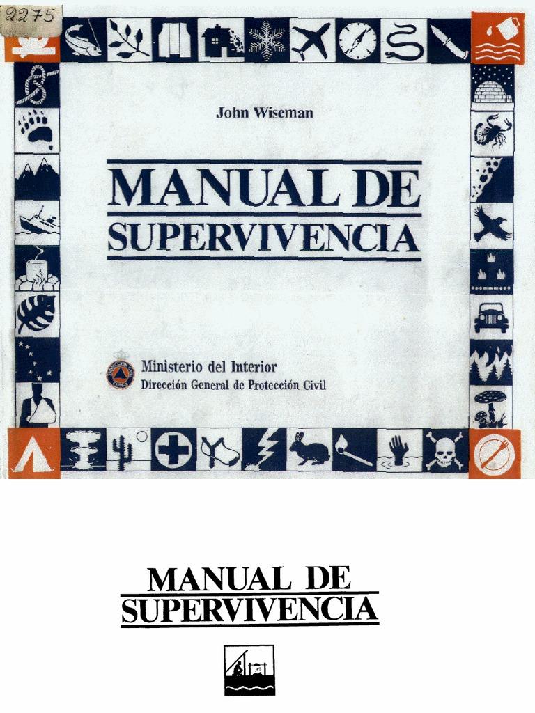 manual de supervivencia sas john wiseman