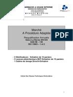CCTP Requalification Annuelle Des Xquipements de La STE 2 x