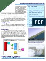aerosim-datasheet