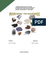 Myslide.es Minerales Venezolanos