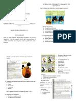 Valoracion Final Lenguaje Español 4-Cuarto Periodo 2016