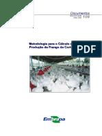 Custos Fixos e Variaveis Na Producao de Frango