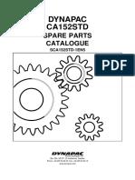 Catalogo Rolo Dynapac CA152 PDF