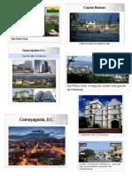 Ciudades de Honduras