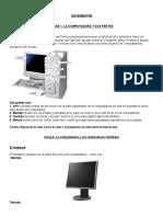 Informatica Primaria 1er Grado