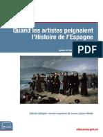 Cuando Los Artistas Pintaban La Historia de España