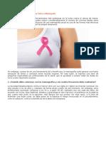 Aclarando Dudas Comunes Sobre La Mamografía