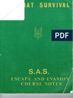 Escape & Evasion Course Notes
