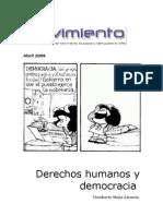Derechos Humanos y Democracia