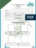 Ficha de Inscripcion Copa Ciudad de Guayaquil - 2010
