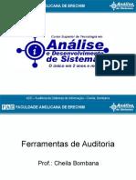 ferramentas auditoria