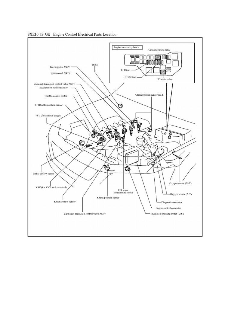 toyota celica wiring diagram efcaviation com