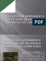 La Geología Herramienta