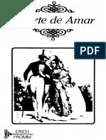 Fromm, Erich. El Arte de Amar