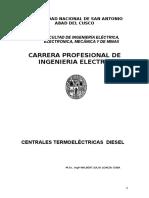 Centrales Diesel