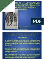Diapositivas - Presentación Combatientes canarios en el bando franquista