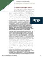 Conexiones Entre Las Corrientes Ecologistas y de Género