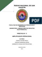 AMPLIFICADOR-sumador-restador