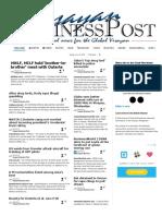 Visayan Business Post 20.06.16