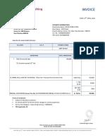 V4C SMS Invoice