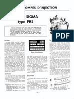 Pompe Sigma