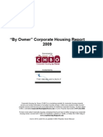 """by Owner"" Corporate Housing Annual Report"