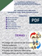 Universidad Panamericana Derecho Mercantil