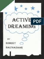 Balthazaar, Robert - Active Dreaming
