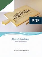 Network Topology by Kamran