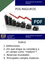 Campos Maduros