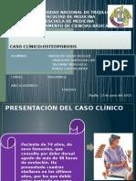 Casoclinico Osteoporosis