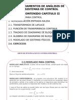 2_Modelado analogoFDT