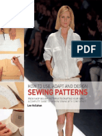 How to Use, Adapt and Design Sewing Patterns.pdf