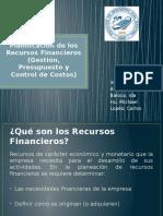 Planificación de Los Recursos Financieros
