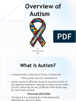 an overview of autisim