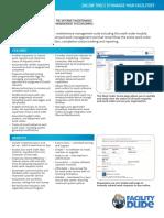 FD WO Datasheet