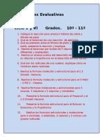 Quimica 13 Puntos