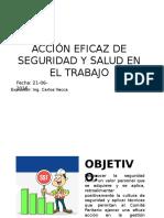 ACCION EFICAZ DE SEGURIDAD Y SALUD EN EL TRABAJO.pptx