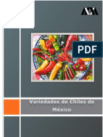 Chiles de Mexico
