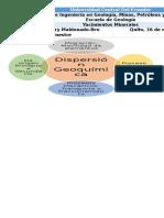 dispersion geoquimica