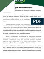 ZOO FLORA - Artigo Boas práticas ecológicas em caso e no trabalho