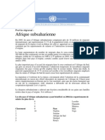 Rapatriement des salaires en Afrique Subsaharienne