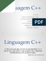 Linguagem C++