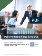 SCE ES 032-100 FC-Programming R1503