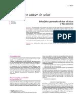 Oclusion Por Cancer de Colon - Encyclopédie Médico-Chirurgicale