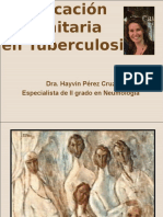 Educacion Sanitaria en Tuberculosis