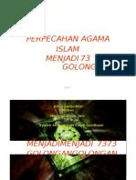PERPECAHAN_ISLAM_MENJADI_73_GOLONGAN.docx